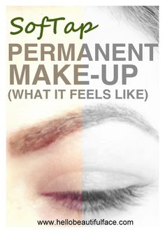 I am teaching a private SofTap permanent makeup EYEBROW class on June 2, 3 & 4th. Message me if you want to be a eyebrow model in my class (Los Angeles, Ca). SofTap permanent makeup is a hand method (no machine) technique. I use numbing cream on the eyebrow area. The SofTap technique feels like tweezing. http://www.hellobeautifulface.com/categories/SOFTAP-PERMANENT-MAKEUP/