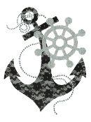 ART#290 Black Anchor