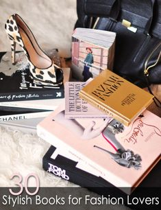 @Maegan Tintari   ...love Maegan shares the best style + fashion books to upgrade your library. #Eccodomanistylesociety
