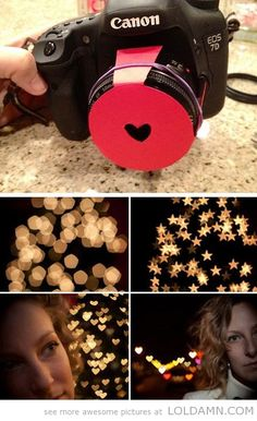Take amazing pictures on Valentine's Day…