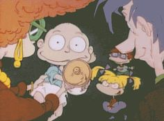 Amazing Art Work Shows the Babies from Rugrats all Grown Up! | moviepilot.com