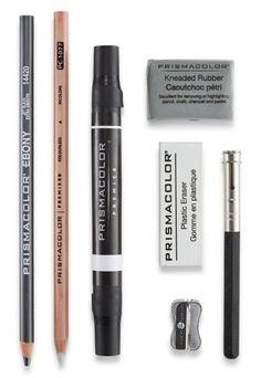 Amazon.com : Sanford Prismacolor Colored Pencil Accessory Set, 7-Piece : Artists…