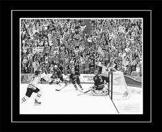 """""""The Golden Goal"""" Limited Edition Print"""