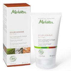 Melvita Men's Facial Cleansing Gel