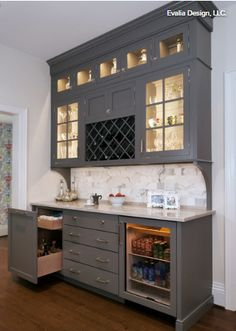 Is there an empty wall or a nook in your kitchen that you rarely use? If yes then why not bring it to use? There are many different ways in which you can claim the space for some useful purpose. Perhaps you just love the idea of setting up a coffee station, then that space [...]