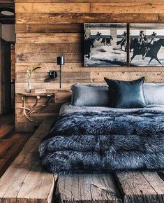 rustic home decor modern rustic bedroom, rustic bedroom furniture,rustic bedroom furniture,rustic bedroom furniture sets, Rustic Bedroom Furniture Sets, Modern Rustic Bedrooms, Rustic Bedroom Design, Wooden Bedroom, Home Decor Bedroom, Bedroom Wall, Bedroom Designs, Bedroom Ideas, Bedroom Photos
