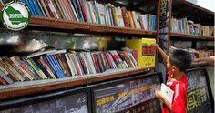 اختبر أمانتك.. مكتبة صينية بدون مراقب تترك للزبون حرية دفع ثمن الكتب http://www.watny1.com/315589.html