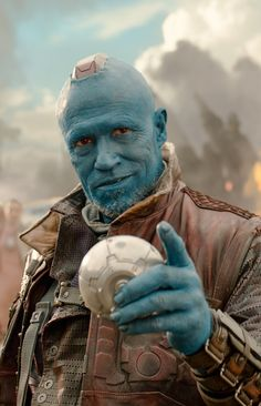 Michael Rooker in Guardians of the Galaxy Marvel 3, Yondu Marvel, Marvel Room, Marvel Photo, Marvel Movie Posters, Marvel Characters, Marvel Movies, Fictional Characters, Photo Bleu