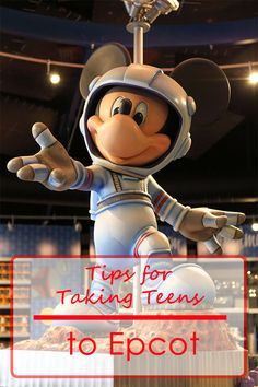 You can still plan the perfect Epcot trip with your teens and tweens in tow. Find out our best tips!
