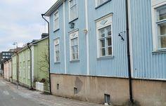 Näkymiä Puu-Vallilasta | The timber buildings in Vallila, Helsinki #arkkitehtuuri #architecture