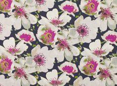 Friday Fabric Crush: Romo Black Edition / The English Room Blog