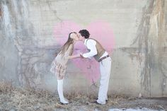 {Engagement Inspiration} : Chalk - Belle the Magazine . The Wedding Blog For The Sophisticated Bride