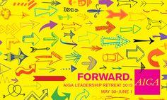 Forward! AIGA Leader