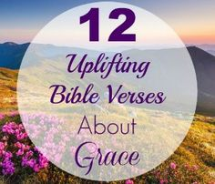 Do you ever struggle with bad days? Here are 12 uplifting Bible verses (+FREE PRINTABLE) for you to meditate on during the hard days. Uplifting Bible Verses, Bible Scriptures, Bible Teachings, Scripture Verses, Grace Verses, How To Be Graceful, Gods Grace, Parenting Teens, Godly Woman
