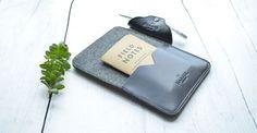 iPad mini 4 Leather Sleeve Case Handmade Slim by HarberLondon