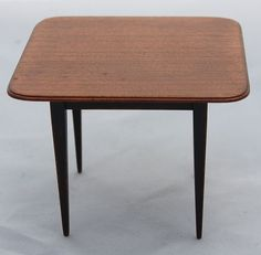 Mark Murphy,  IGMA fellow - 1960's dining room table