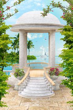 Beautiful Landscape Wallpaper, Beautiful Flowers Wallpapers, Beautiful Nature Pictures, Beautiful Nature Scenes, Beautiful Landscapes, Beautiful Gardens, Desktop Background Pictures, Studio Background Images, Photo Background Images