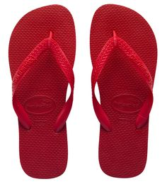 My lucky red Havaianas have just arrived. Lucky because when wear them on my market stall (with my lucky red tee) I have a great day in sales! Top Ruby Red, an essential summer style accessory made from a secret Brazilian rubber formula. The best in comfort and all over colour and perfect with skinny jeans or a Mexican embroidered dress. Roll on summer!!