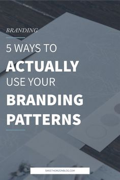 5 Ways to Actually Use Your Branding Patterns » Sweet Horizon | Moodboard | Brandboard | Feminine Website Design | Feminine Logo and Branding | Pattern Making | Floral Pattern | Color Scheme | Color Palette | Neutral Colors | Hand Drawn Patterns | Floral Line Art |