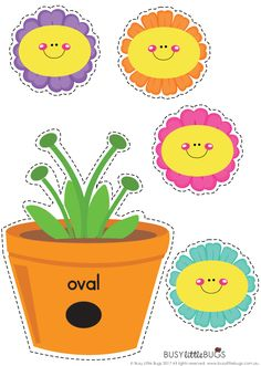 We have a super cute new Spring pack available! This baby has over 112 pages with some super cute activities just in time for Spring! Preschool Learning Activities, Preschool Worksheets, Toddler Activities, Preschool Activities, Cardboard Crafts Kids, Art For Kids, Crafts For Kids, Teaching Shapes, School Themes
