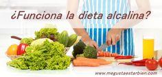 ¿Funciona la dieta alcalina o como regula el ph tu cuerpo