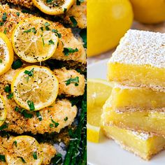 Make These Yummy Recipes When Life Gives You Lemons