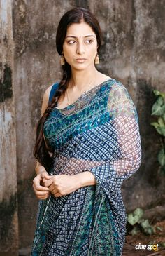 The Brilliant Tabu Beautiful in Blue Saree Most Beautiful Bollywood Actress, Bollywood Actress Hot, Bollywood Fashion, Saree Fashion, Women's Fashion, South Indian Actress Hot, Indian Actress Hot Pics, Indian Actresses, Indian Celebrities