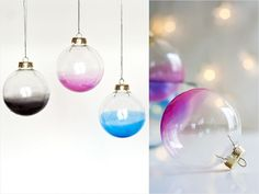 34 Marvelous DIY Christmas Ornaments