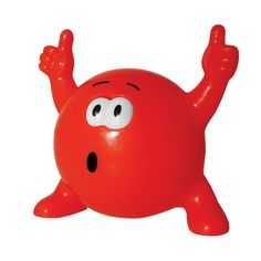 A brilliant, new novelty product designed to bring fun to any promotional campaign. This fun and funky product has an eye-popping effect; simply give him a squeeze and his eyes will pop out. Pop-i is sure to generate interest and excitement from any recipient. Available in four bright and bold colours with branding area to the reverse for your logo.