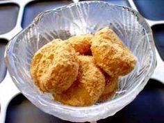 """TOFU dumpling for a child's snack"" - japanese recipe/子供のおやつ☆モチモチ豆腐きなこ団子☆/お豆腐団子"