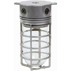 Amazon.com: Designers Edge L-1706 1-Light 100-Watt Incandescent Weather-Tight Industrial Light: Home Improvement