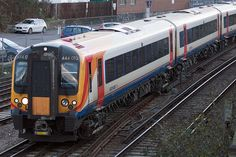 444013 South West Trains Desiro Southampton | Flickr - Photo Sharing!