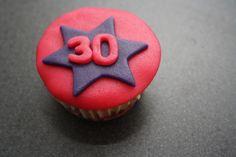 Birthday cupcake variety 3