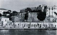 Maik Garofalov Παλιό λιμάνι 1967 — at Chania, Crete.