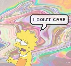 Uploaded by The Simpsons. Find images and videos about grunge, lisa and care on We Heart It - the app to get lost in what you love. The Simpsons Tumblr, Lisa Simpsons, Simpsons Quotes, Goth Wallpaper, Tumblr Wallpaper, Simpson Wallpaper Iphone, Iphone Wallpaper, Wallpaper Backgrounds, Bart And Lisa