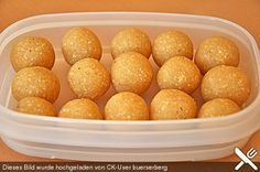 Low Carb Marzipan-Pralinen