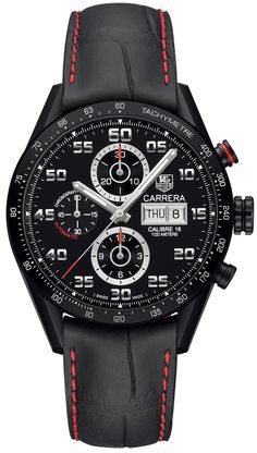 Tag Heuer Carrera Day Date Automatic Chronograph 43mm cv2a81.fc6237