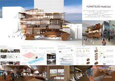 ヒューリック 学生アイデアコンペの公式サイトです。表参道を代表する建築―この場所が通ってきた時代やここに集う人々を象徴する建築―「THE 表参道」を提案してください。 Japanese Architecture, Landscape Architecture, Architecture Design, Urban Furniture, Street Furniture, Architecture Presentation Board, Urban Analysis, Concept Diagram, Urban Planning