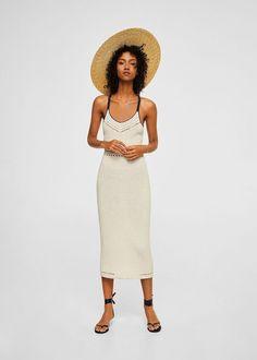Fabulous Crochet a Little Black Crochet Dress Ideas. Georgeous Crochet a Little Black Crochet Dress Ideas. White Dress Outfit, White Dress Summer, The Dress, Dress Outfits, Summer Dresses, Beach Crochet, Crochet Lace, Ukraine, Mode Crochet