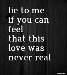 Red- Lie To Me