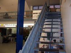 Garage loft workspace Loft Storage, Garage Attic, Diy Home Improvement, Future House, Indoor, Workshop, Tips, Interior, Atelier