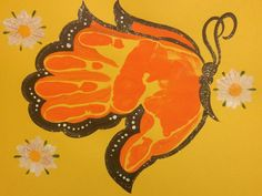 Hand painting for kids butterfly handprint craft hand print keep sakes butterfly keepsakes name paintings butterfly printing and craft handprint butterfly craft paint Kids Crafts, Daycare Crafts, Summer Crafts, Baby Crafts, Toddler Crafts, Preschool Crafts, Arts And Crafts, Infant Crafts, Daycare Rooms