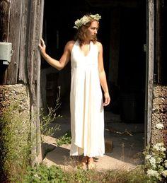 Bamboo Halter dress