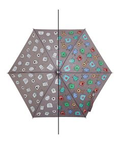 Look at this #zulilyfind! Gray Monster Color-Changing Umbrella by Holly & Beau #zulilyfinds