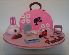 Barbie MakeUp Bag