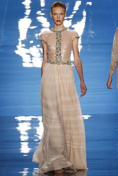 Reem Acra Spring 2013 Ready-to-Wear Fashion Show