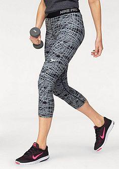 Nike PRO COOL TRACER CAPRI 3/4 legíny