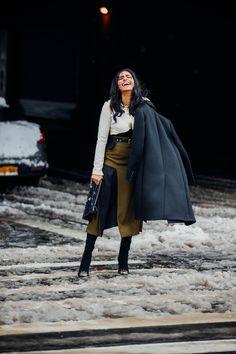 New York Fashion Week Herfst/Winter 2017