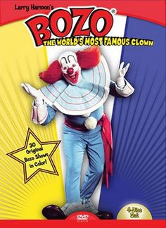 bozo I was on this show when I was a child.