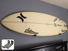 Surfboard Wall Racks and Surfboard Car Racks. The Best Selection of Surfboard Racks (Over 30 Different Types and Styles). We have surf wall racks for storage and display and surfboard Car Racks to get your shortboard or longboard safely to the water. Surfboard Car Rack, Surfboard Storage, Surfboard Repair, Wooden Surfboard, Surfboards For Sale, Best Surfboards, Wall Racks, Wall Storage, Ceiling Storage Rack